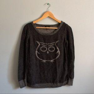 Le Chateau Owl Sweater
